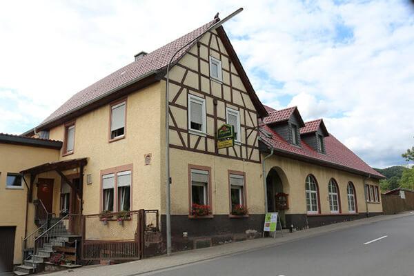 """Gasthaus """" Zum Odenwald """" Ellenbach"""
