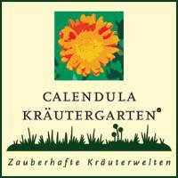 Calendula-Kräutergarten