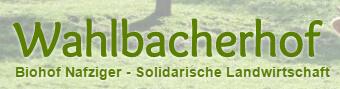 Wahlbacherhof