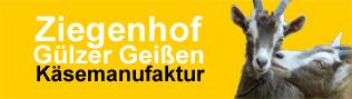 Ziegenhof Gülzer Geißen – Käsemanufaktur