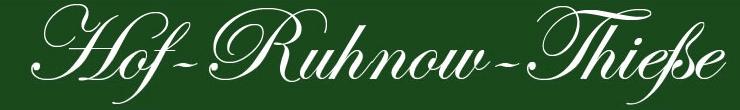 Ruhnow-Thieße