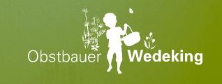 Obstbauer Wedeking