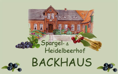 Spargel- und Heidelbeerhof Backhaus