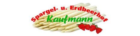 Spargel u. Erdbeerhof Kaufmann