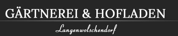 Gärtnerei & Hofladen Langenwolschendorf