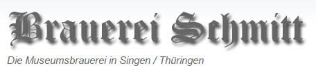 Brauerei Richard Schmitt – Singer Brauerei