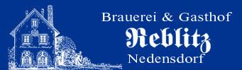 Brauerei und Gasthof Reblitz