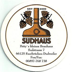 Gasthausbrauerei Sudhaus