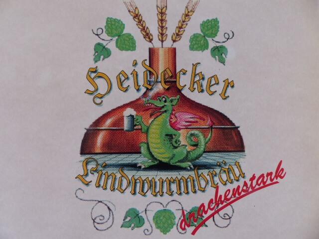 Gaststätte Heidecker Lindwurmbräu