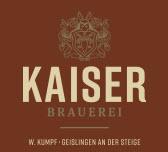 Kaiser-Brauerei Geislingen / Steige