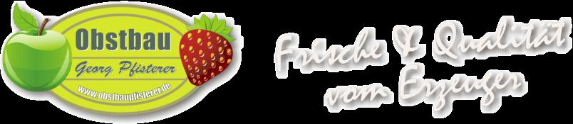 Landwirtschaftlicher Obstbau Pfisterer