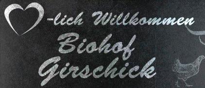 Biolandhof Girschick