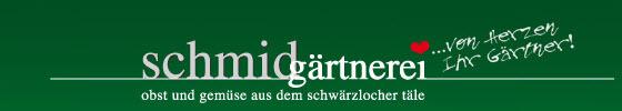 Schmid Gärtnerei