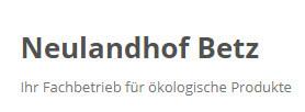 Hofladen Betz