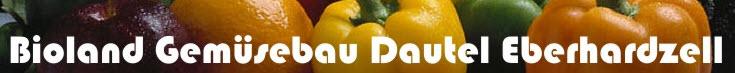 Bioland-Gemüsebau Dautel