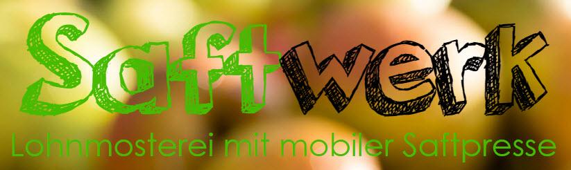 Saftwerk – Lohnmosterei mit mobiler Saftpresse