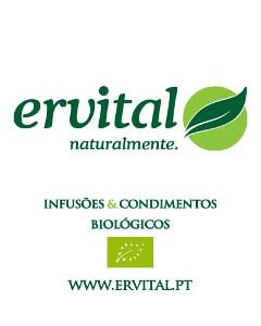 Ervital – Infusões e Condimentos Biológicos
