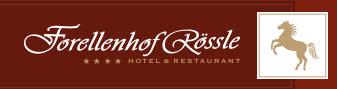 Hotel Restaurant Forellenhof Rössle