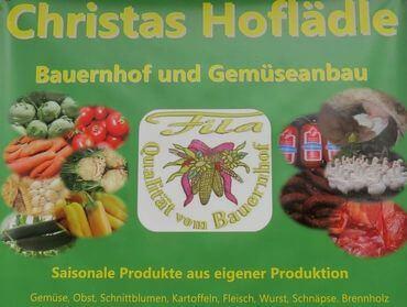 Christa's Hoflädle