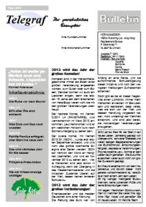 Telegraf Bulletin 7