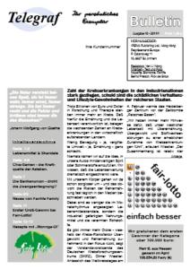 Telegraf Bulletin 10