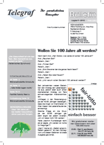 Telegraf Bulletin 11