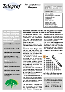 Telegraf Bulletin 8