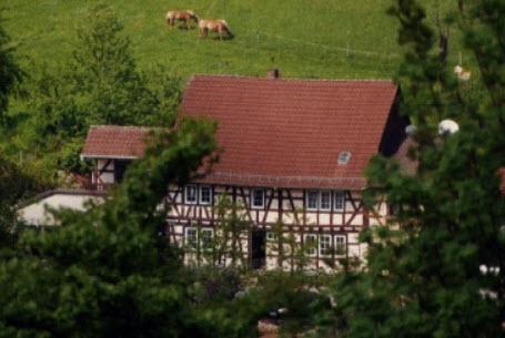 Waldgaststätte Alt-Lechtern