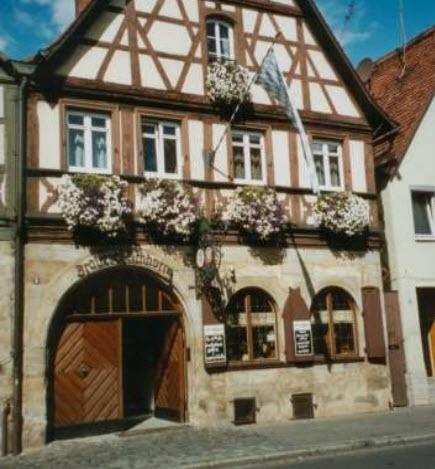 Brauereigaststätte Eichhorn