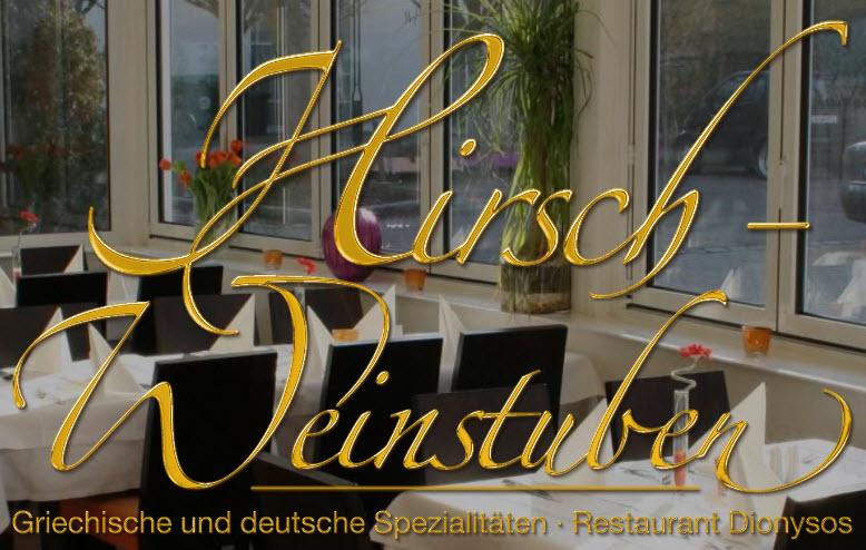 Dionyssos Im Hirsch